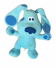 blues clues green puppy plush. blues clues green puppy plush dog 7 stuffed animal 2001 viacom . green puppy c