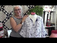 How to Sew a Summer Cooler (Caftan) with Laura Ann Coia from SewVeryEasy - Sew, What's New?