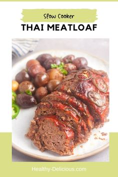 Bbq Meatloaf, Healthy Meatloaf, Slow Cooker Meatloaf, Making Mashed Potatoes, How To Cook Potatoes, Crockpot Recipes, Cooking Recipes, Healthy Recipes, How To Make Meatloaf