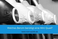 ▶ Welches Benzin benötigt eine Mini Quad? - http://www.mini-quads.de/welches-benzin-benoetigt-eine-mini-quad/ - #miniquad #miniquads #kinderquad