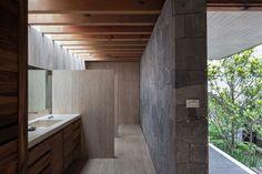 House by the lake Valle de Bravo ,Mexico. - modern - bathroom - other metro - Eduardo Hernandez Ch. Architect / CHK Arquitectura