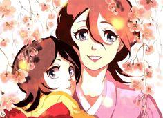 Rukia & Hisana