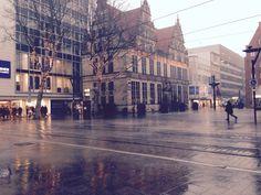 Schietwetter in Bremen