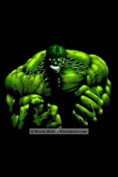 The strongest of them all - HULK