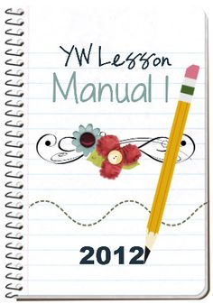 Young Women Lesson Helps for manual 1