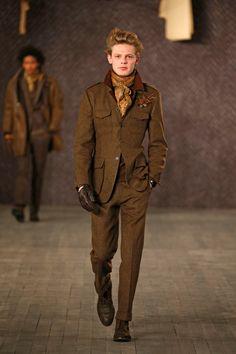 Joseph Abboud Fall 2016 Menswear Collection Photos - Vogue