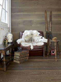 Washed Chestnut American Oak timber floors by Royal Oak Floors  www.royaloakfloors.com.au