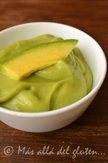 Más allá del gluten...: Mayonesa de Aguacate (Receta SCD, GFCFSF, Vegana, RAW)