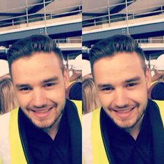 Liam Payne // Wolverhampton's new youth zone (4.22.15)