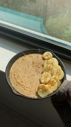 Whole Food Recipes, Cooking Recipes, Healthy Recipes, Healthy Food, Banana Oats, Banana Bread, Apple Snacks, Snacks To Make, Baked Oats