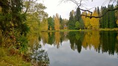 Aulanko Natural Beauty, River, Fall, Nature, Outdoor, Finland, Autumn, Outdoors, Naturaleza