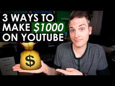 Earn Money Taking Pictures - Photography Jobs Online Cash From Home, Make Money From Home, Way To Make Money, How To Make, Earn Money Online Fast, Free Youtube, Youtube Youtube, Making Money On Youtube, Business Video