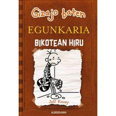 Greg 7 bikotean hiru · Libros · El Corte Inglés