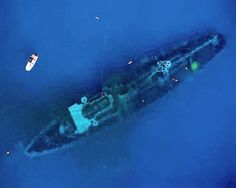 cayman kittiwake shipwreck photo