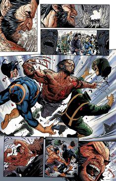 Wolverine by Elliscarlos