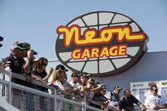 Neon Garage | Experiences | Las Vegas Motor Speedway