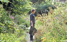 Dan Pearson -in his garden / Repinned by Llewellyn Landscape and Garden Design www.llgd.co.uk