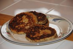 Cinnamon Banana Paleo Pancakes | fastPaleo Primal and Paleo Diet Recipes