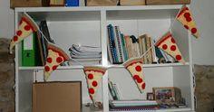 GUIRNALDA PIZZA CROCHET / GARLAND PIZZA CROCHET