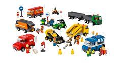 LEGO.com Education Home - Products - News - 9333 - Vehicles Set