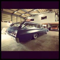65 Chevy Impala wagon