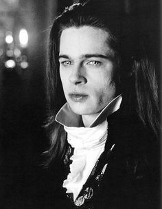 Interview with the Vampire: The Vampire Chronicles ~ Brad Pitt as Louis de Pointe du Lac