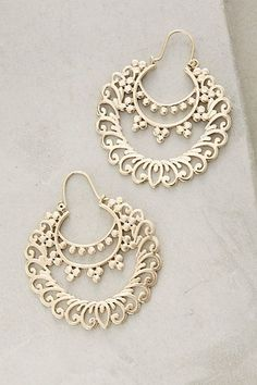 Tangier Earrings #anthropologie