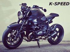 #BMW R1150R Custom