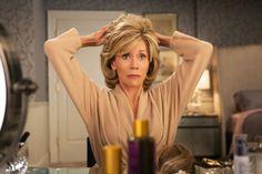 Jane Fonda in Grace and Frankie