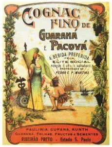 Cognac Fino de Guaraná e Pacova 1920