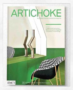 RG @artichoke_magazine with this awesome front cover in their current issue…