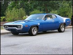 1971 Plymouth Hemi Road Runner 426/425 HP, 4-Speed 1 of 55 built