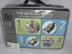 The Willi Lili Buddy Baby portable changing mat / chair etc