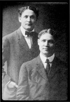 Harry and Dash. Story Outline, Austro Hungarian, Arthur Conan Doyle, Vintage Photography, The Magicians, Photographs, Photos, American, Originals