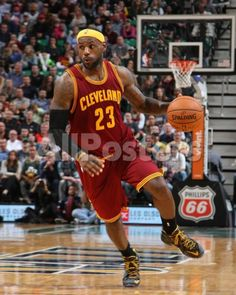 caaffb80c3e9 Cleveland Cavaliers v Utah Jazz Sports Photo - 20 x 25 cm