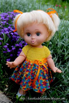 KasatkaDollsFashions: Doll Pattern