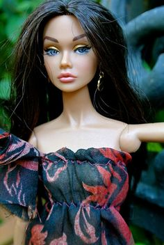 Poppy Parker Irresistible in India Glam Doll, Glamour Dolls, Doll Clothes Barbie, Barbie Dolls, Diva Dolls, Friday Night Lights, Beautiful Dolls, Fashion Dolls, Barbie Style