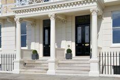 Mayfair House Front Door