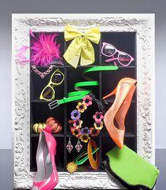 Neon Fashion Trend 2012