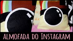 Almofada do Instagram =DiY | Dany Martinês