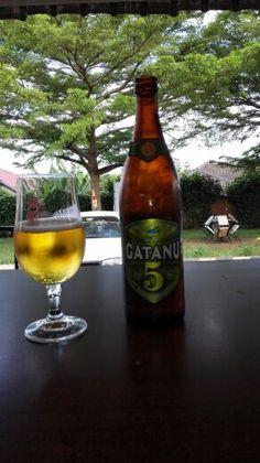 Local Rwandan beer