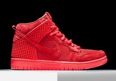 "Nike Dunk High ""Red October"" - Available - SneakerNews.com"