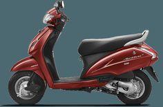 Honda Activa 3G Price & Specifications in India