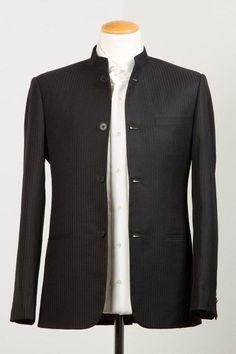 Nehru Conductor Suit — De Oost Bespoke Tailoring
