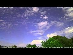 Adelaide weather time Lapse  Mon 28 03 2016