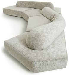 On the Rocks sectional seating system