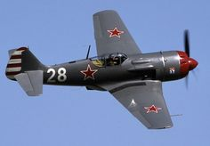 Истребитель Ла-9 La-9 Lavochkin. Soviet fighter.