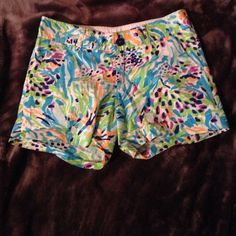 Lilly p shorts Love love this pattern! Unfortunately to small for me now Shorts