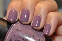 Parlez-vous OPI-that's a really pretty purple, so tough to find a good one!!!