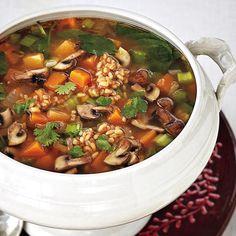 Soupes et bouillons pour se réchauffer - Coup de Pouce
